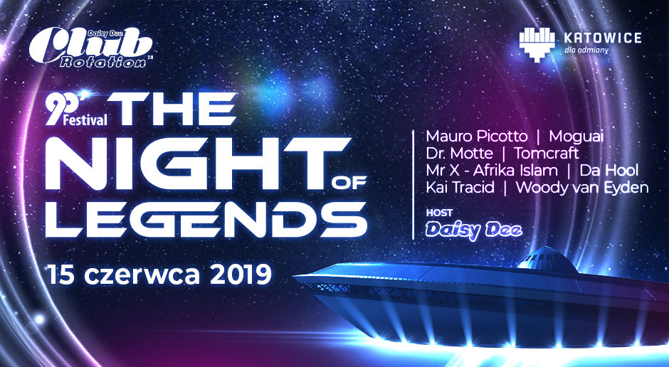 The night of legends w Spodku 2019