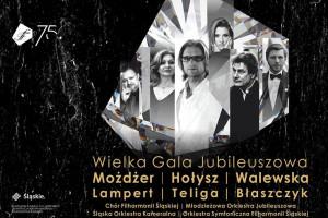 wielka Gala Jubileuszowa Filharmonii Śląskiej 2020 w Spodku