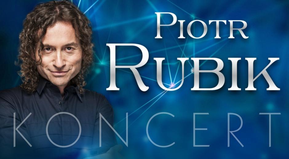 Koncert Piotra Rubika w Spodku