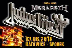 Judas Priest w Spodku