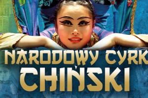 Narodowy Cyrk Chinski w Spodku