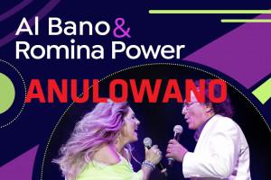 Al Bano i Romina Power  w Spodku