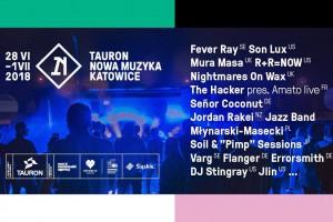 Tauron Nowa Muzyka w MCK 2018