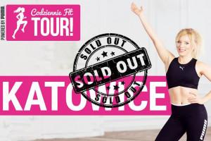 Codziennie Fit Tour Katowice w Spodku 2019