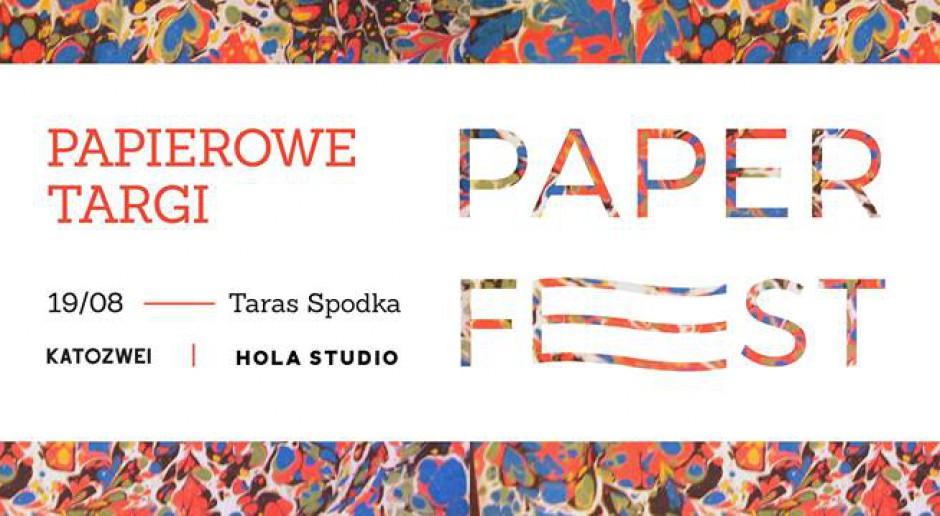 Paper FEST na tarasach Spodka