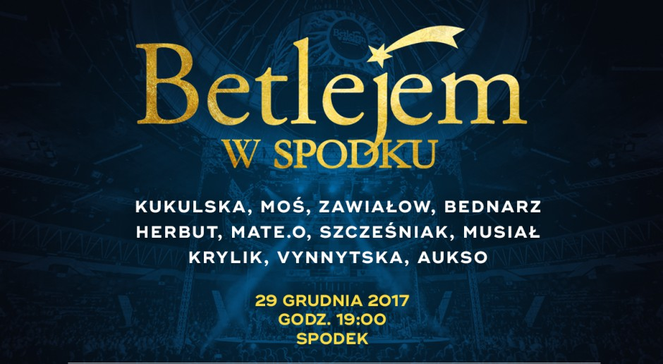 Betlejem w Spodku