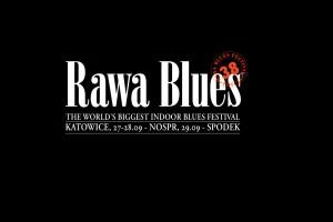 Rawa Blues Festival w Spodku 2018