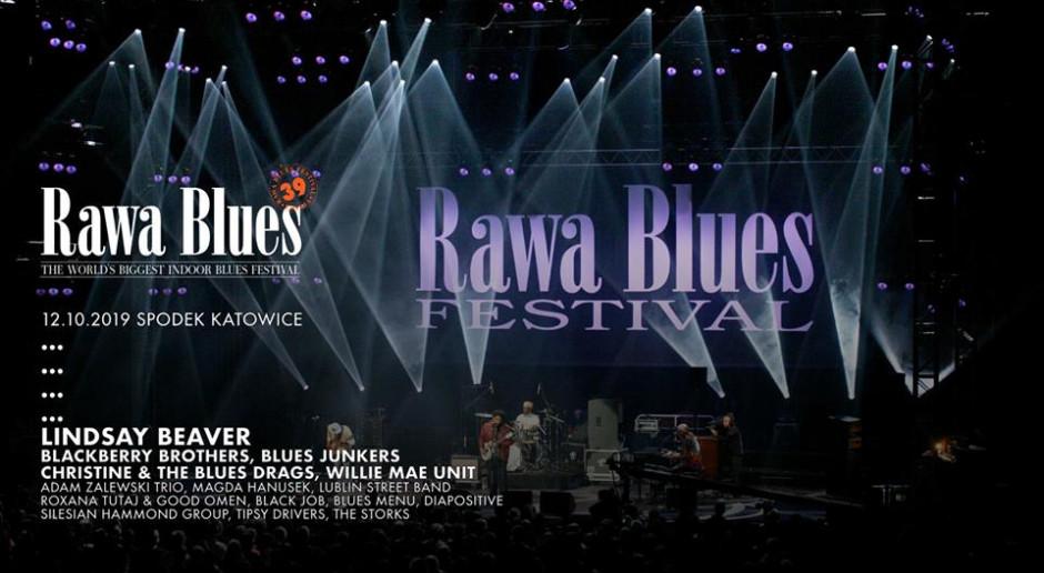 Rawa Blues Festival w Spodku 2019