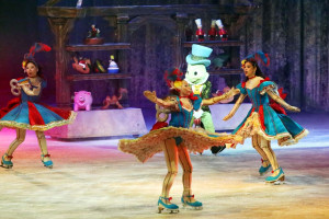 DISNEY ON ICE – 100 lat magii Disneya 2016