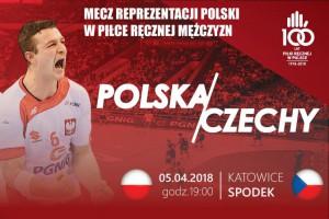 Mecz Polska Czechy Spodek