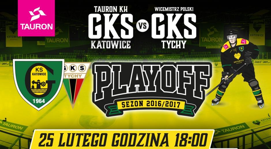 mecz GKS w Spodku