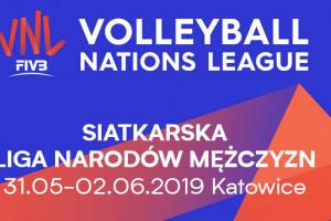 Volleyball nations League w Spodku 2019