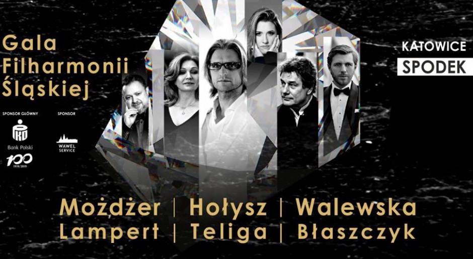 gala filharmonii sląskiej spodek
