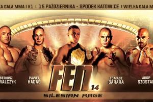 FEN14 w Spodku