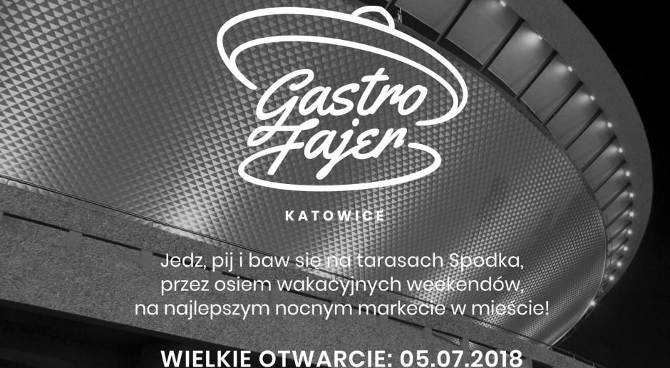 Gastro Fajer w Spodku juz za tydzień