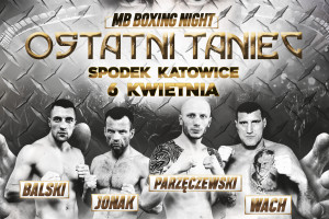 MB Boxing Night w Spodku 2019
