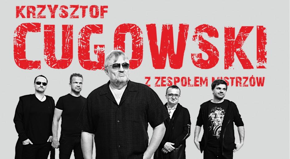 Krzysztof Cugowski z zespołem spodek 2019