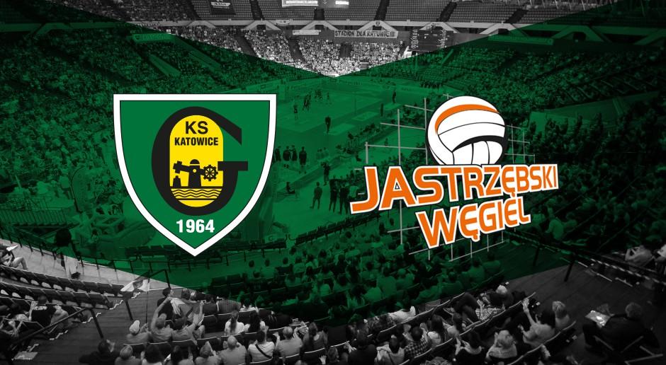 mecz GKS  Jastrzębski Węgiel w Spodku
