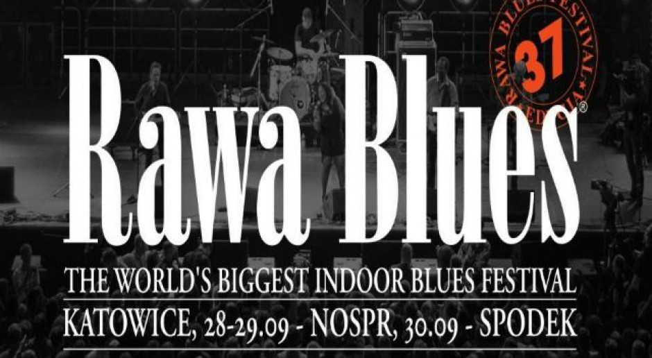 Rawa Blues Festival w Spodku
