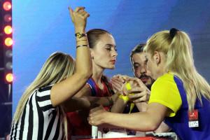 Mistrzostwa Europy w Armwrestlingu EUROARM 2017