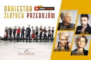 Orkiestra Złotych Przebojów w Spodku