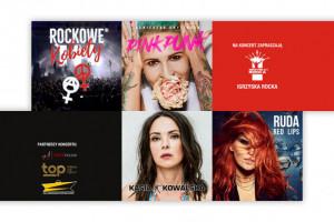 Rockowe Kobiety Spodek 2019