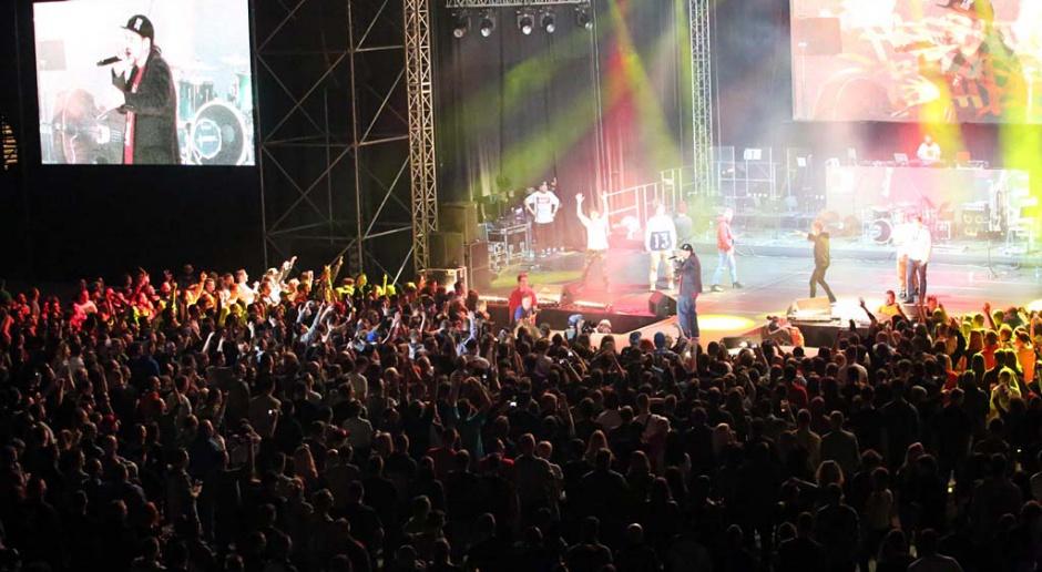 Śląski Rap Festival w Spodku