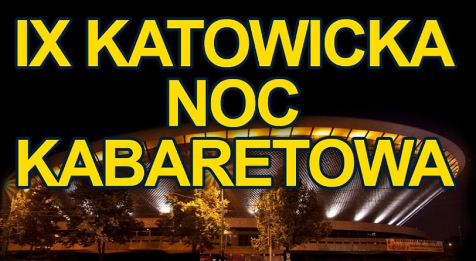 Katowicka Noc Kabaretowa w Spodku