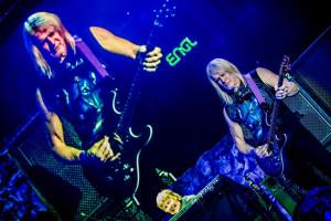 Deep Purple w Spodku 2017, fot. Marcin Pawłowski rockmetal.pl