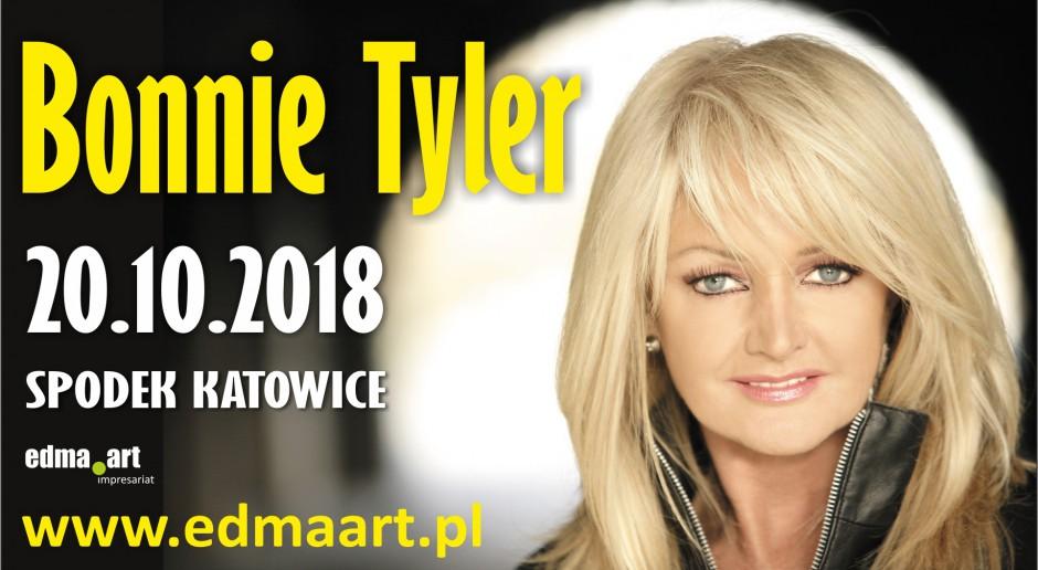 Bonnie Tyler w Spodku