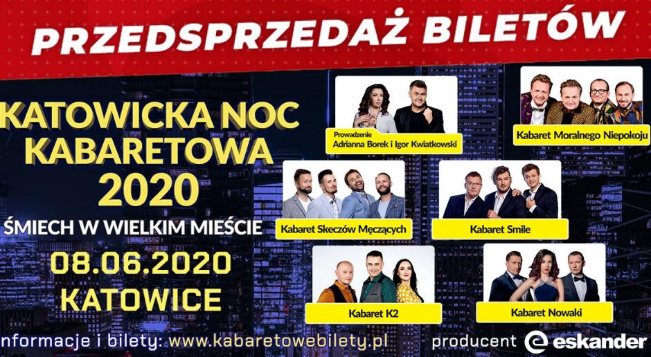 Katowicka Noc Kabaretowa Spodek 2020