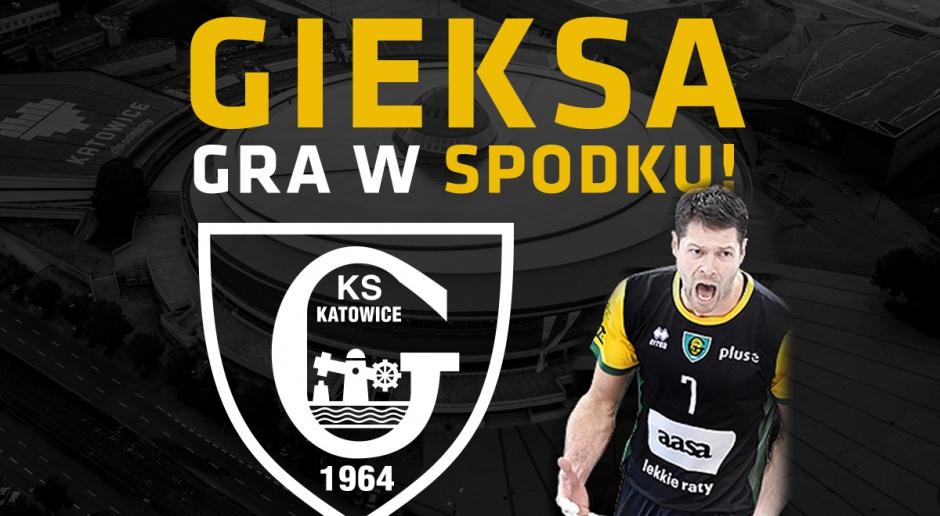 GKS Katowice - siatkówka - w spodku