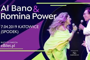 Al Bano i Romina Power w Spodku 2019