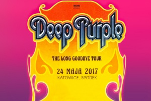 Deep Purple w katowickim Spodku!