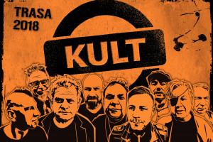 Koncert Kult w Spodku 2018