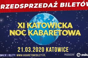 XI Katowice Cabaret Night