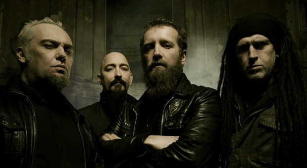 Paradise Lost podczas Metal Hammer Festival w Spodku