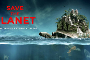 save the planet mck