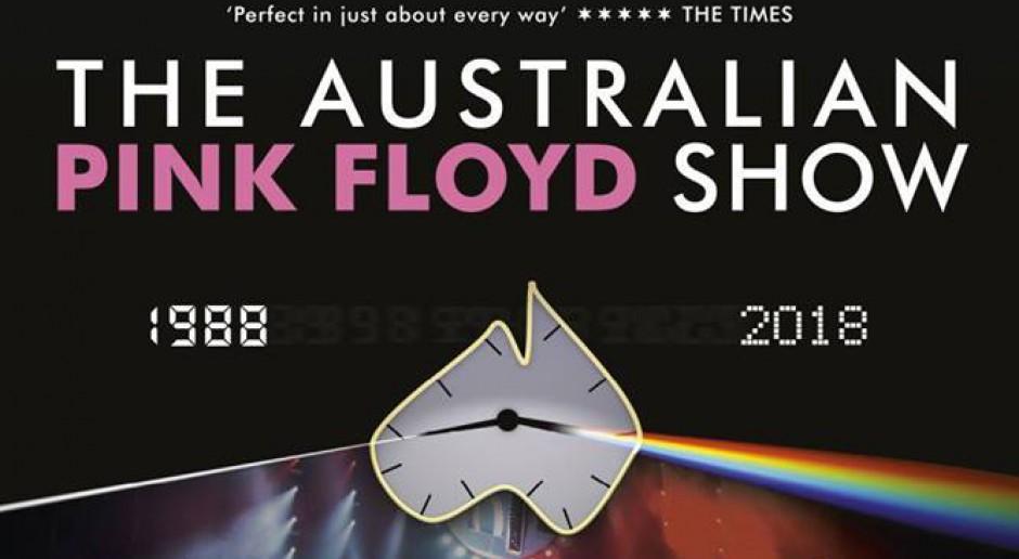 Australian Pink Floyd Show w Spodku