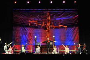 Narodowy Cyrk Chiński – Najlepsi Akrobaci Świata 2017