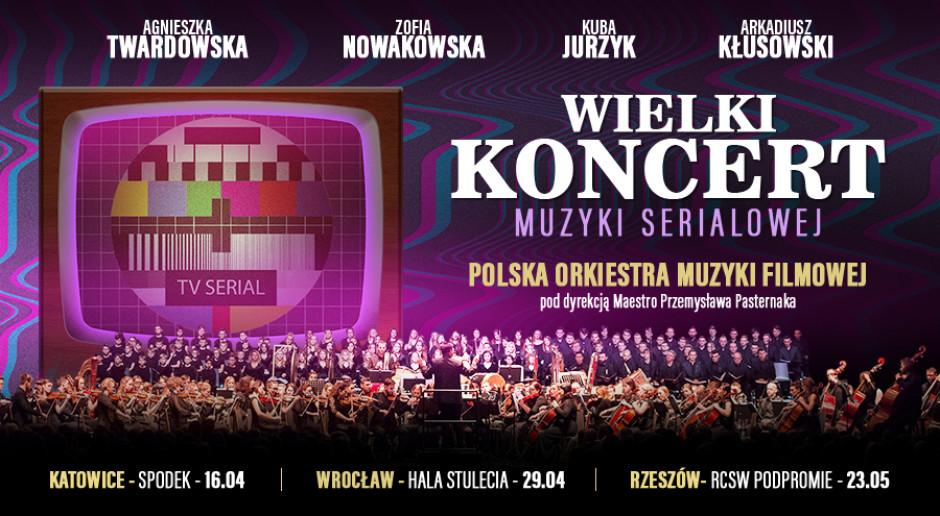 Koncert muzyki serialowej w Spodku 2020