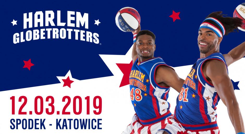 Harlem Globetrotters w Spodku 2019
