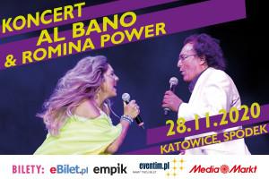 Al Bano i Romina Power  2020 w Spodku