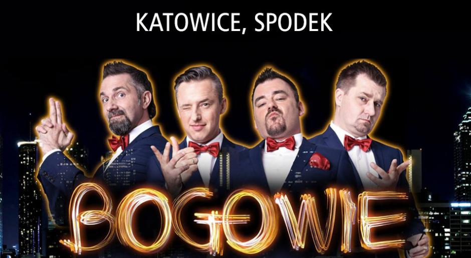 Kabaret Młodych Panów w Spodku!