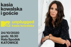 Kasia Kowalska i goście MTV unplugged Spodek 2020