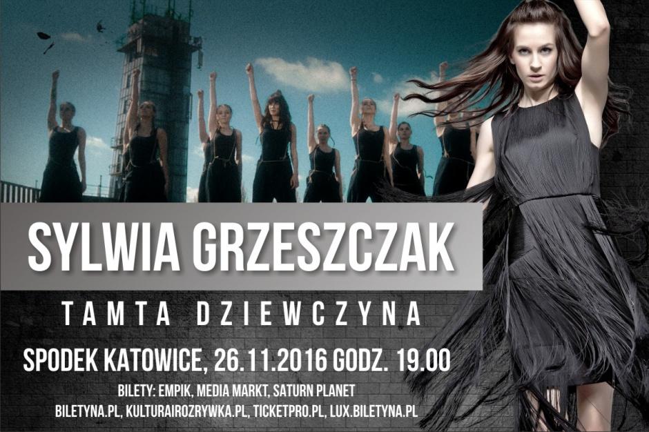 Sylwia Grzeszczak w Spodku