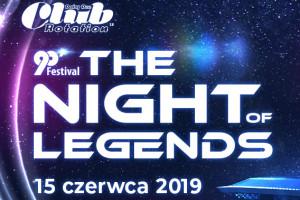 The night of legends w Spodku 2019