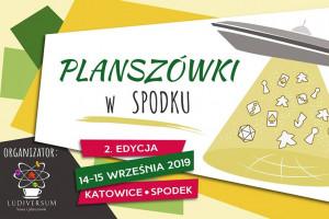 Planszówki w Spodku 2019