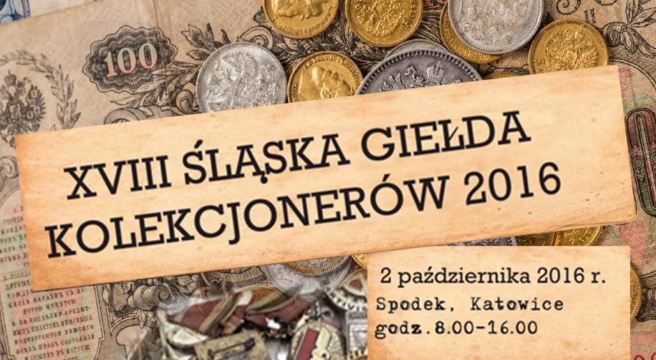 Giełda kolekcjonerów 2016 w Spodku