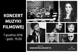 Koncert Muzyki Filmowej w Spodku